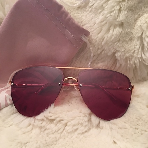 1bfdf1ed summer & rose Accessories | Summer Rose Chase Aviators Sunglasses ...
